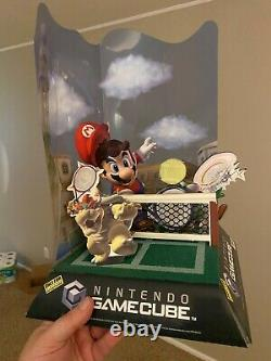 11 Nintendo Store Display Standee Collection Video Game Memorabilia Pieces