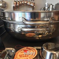 12 Revere Ware OVEN Ware Roasting BAKING Muffin Bread Pie Brownie SHEET Cookie