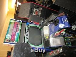 15 ARCADE GAMES, plus 6 monitors WHOLESALE LOT operator warehouse