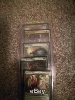 200+ MTG Magic the Gathering Card Collection All Rare Mythics Foils NM Cards
