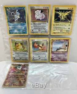 370+ VINTAGE POKEMON CARDS Lot Charizard Holo 1st Ed Shadowless Japanese