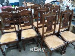 40HC container full of french antique furniture and collectible wholesale