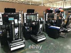 4 Sega Initial D Version 8 Arcade Game Cabinets Arcade Cabinets Wholesale