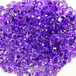 60.64 Cts Top Seller Gemstone Collection Whole Sale Lot 100 % Natural Amethyst#