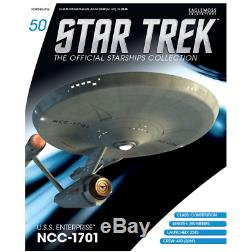 82 PIECES! Eaglemoss Star Trek Official Starships Collection. UNOPENED