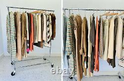 84 Piece Vintage Women's Clothing Collection Designer Dress Antique Lingerie Lot