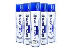 96 Cans Butane Gas ULTRAPURE. European Lighter Refill Wholesale Fuel