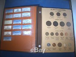ALL 76 Coin 1804 to 2007 COMPLETE Dansco US TYPE SET Collection in AU to UNC