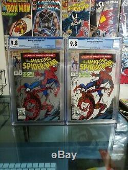 Amazing Spider-Man #361 1st Carnage 9.8 CGC 1st & 2nd Print Marvel Venom Movie