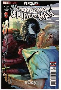 Amazing Spider-Man Lot 789 790 791 792 793 794 795 796 797 798 799 + Annual NM