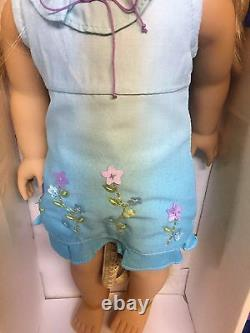 American Girl Kailey GOTY 2003 Entire World Collection All Brand New