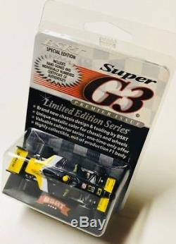 BSRT G3 Original Collectible Minardi F1 HO Slot Car Rare Tomy AFX Tyco Viper