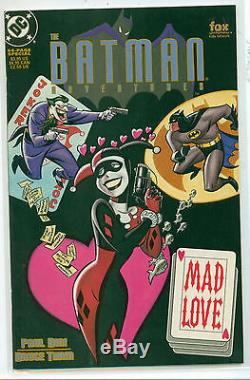 Batman Adventures lot. #1-28,30,32,34-36, Annual 1,2 Holiday & Mad Love Specials
