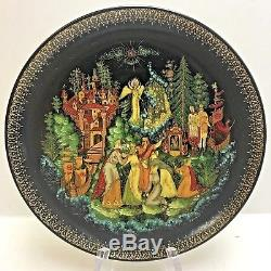 Bradford Exchange Russian Legends I-set Of 8 Collector's Plates
