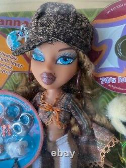 Bratz Flashback Fever Original Complete Collection NIB Cloe Fianna Jade Sasha Ya