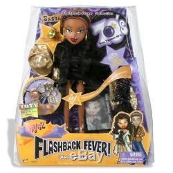 Bratz Flashback Fever Rare Limited MGA Collection Complete Set Dolls + CD