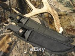 Buck Knives 619 Woodsmate & 620 Campmate Knife VINTAGE