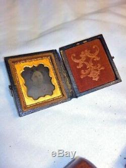Civil War Era Gentleman's Box All Items 18pcs