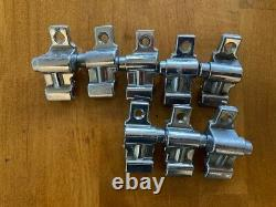 Classic Mini MK1 Chrome Window Catch Collection set