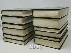 Collected Works Carl Jung, Bollingen Series XX, Princeton, lot of 12 volumes, HC