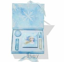 ColourPop Frozen Makeup Set Elsa Anna COLLECTION Lot Shadow Palette Lip Disney