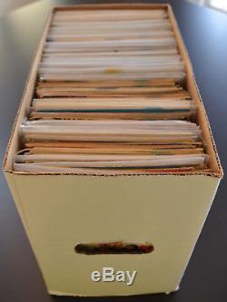 Comic Book (153-Book) MEGA LOT / Full SHORT BOX of MIXED Bronze, Copper & Modern