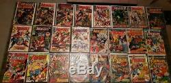 Comic Collection from adult collector (about 30 long boxes)