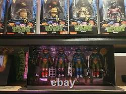Complete Collection NECA 1990 TMNT NEW UNOPENED PAY ME OFF BEFORE XMAS