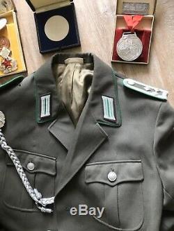 DDR Set Konvolut Orden Volkspolizei Abzeichen Medaille Ehrenzeichen NVA MFS Nr. 3