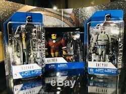 Dc collectibles batman the animated series Lot 25 Pc Action figures Btas