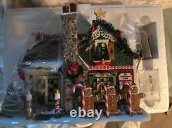 Department 56 Original Snow Village The Gingerbread House, BNIB