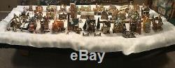 Dept 56 Dickens Village 31 buildings + Accessories Free shipping