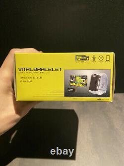 Digimon Bandai Vital Bracelet Digital Monster ver Black or White with 5 DIM Card