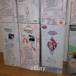 Disney Animators Collection'Entire Disney Princess Selection