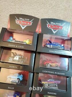 Disney Pixar Precision Series Collection Lot, Flo's V8 Cafe & More