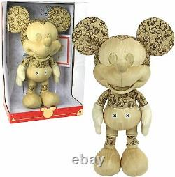 Disney Year of the Mouse COMPLETE Collector Plush Set of 13 BRAND NEW SHIP TODAY