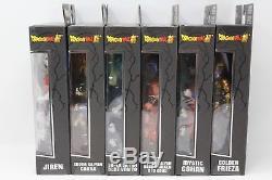 Dragon Ball Super Dragon Star Complete Set Series 5 & 6 BAF (SUPER SAIYAN KALE)