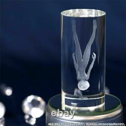 EVA STORE Original Memorial Crystal / Rei Ayanami pre-order limited JAPAN