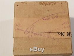 Edison Model H Phonograph 4 Min Reproducer ICS Amberola 30 NOS