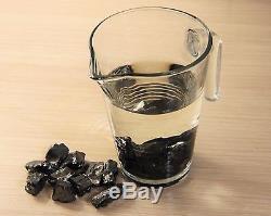 Elite shungite wholesale 1 lbs edel schungit Noble schungit water detox ES128