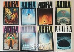 Epic Comics Akira Complete Set Issues 1 38 Katsuhiro Otomo Very Good Condition