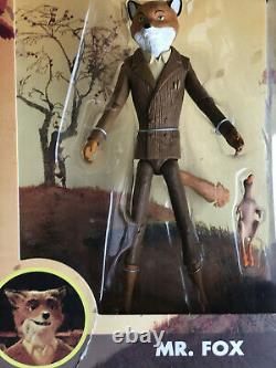 Fantastic Mr. Fox Funko Legacy Collection Complete Set Rare New in Box Figures