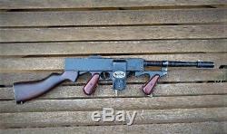 Feltman Pneumatic Tommy Bb Gun- Vintage Coney Island Brooklyn Used -original