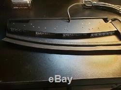 Feniex Fusion LED Dual Interior Visor Lightbar RBA Universal Mount Brand New