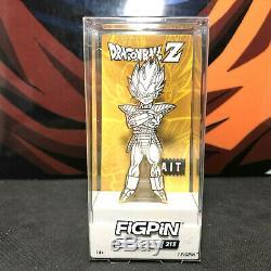 Figpin Dragonball Z Gold White Vegeta Ss3 Goku Frieza Bait Exclusives