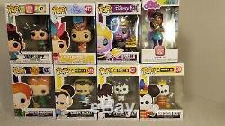 Funk Pop Lot NIB Limited Edition ComicCon Rare Disney Sailor Moon Vaulted