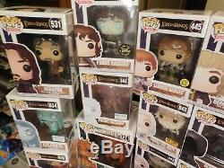 Funko Lord Of The Rings LOTR BIG 15 POP Lot 6 Exclusive 1 CHASE 7 Common 1 SMAUG