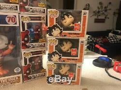 Funko Pop Collection Lot 11 Total Pops