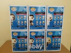 Funko Pop Friends Lot Set of 6 Vaulted and Rare