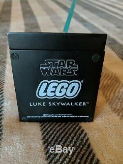 Gentle Giant LEGO Star Wars Boba Fett & Luke Skywalker Maquette Statue LOT